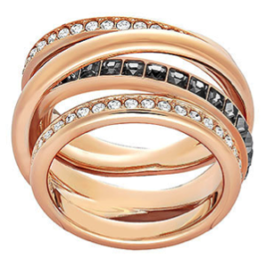 Rings not only beautify your fingers but are also known for positive effects on spine, brain, thyroid, lymph nodes and stomach.  Rings worn on the small finger are proved to be beneficial in problems linked to acute stress and anxiety. Improvement in interest in societal issues is also observed in people wearing finger rings regularly.