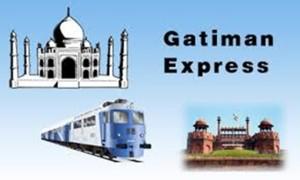 Checkout Gatimaan Express Speeding At 160KMPH