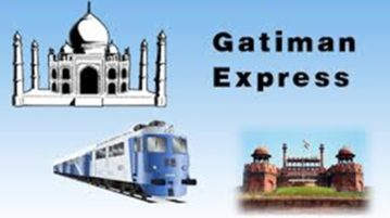 Checkout Gatimaan Express Speeding At 160KMPH