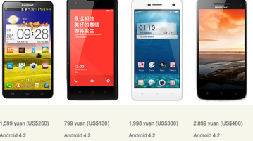 Why Are Chinese Phones Cheaper ?