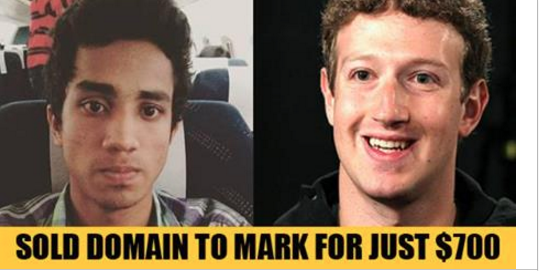 Mark Zuckerberg Bought maxchanzuckerberg.org From Kochi Engineering Student For Just $700