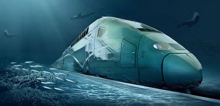 Checkout India's First Underwater Bullet Train From Mumbai To Ahmedabad