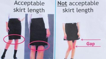 Chandigarh administration says skirt lengths not an issue