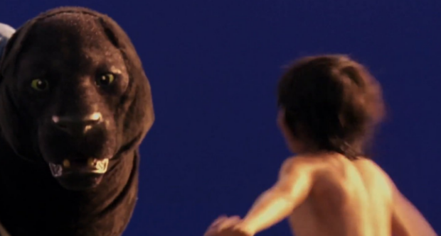 jungle book before and after vfx effects