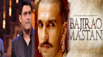 What Will You Watch On 23rd April , The Kapil Sharma Show Or Bajirao Mastani?