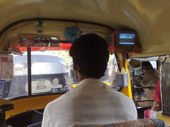 auto rikshaw wala