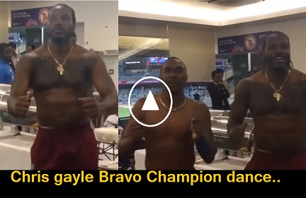 Chris Gayle Nominates Amitabh Bachchan, Virat Kohli And Ab De Villiers For Champion Song