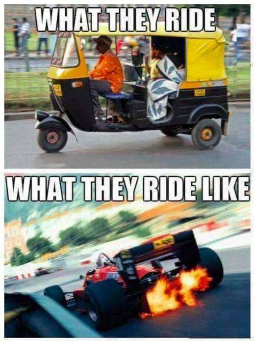 rash driving in pune