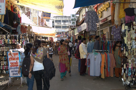shopping in pune