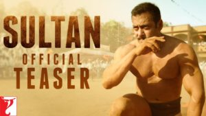 Checkout The Official Teaser Of Salman Khan's New Movie 'Sultan'