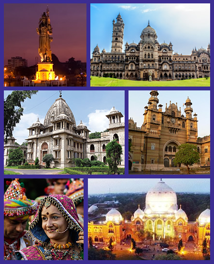 vadodara cultural capital of gujarat