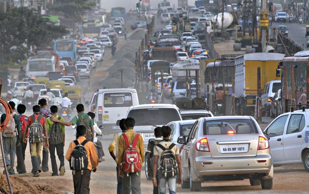 According to Scientists Bengaluru Will Be A Dead City In 5 Years