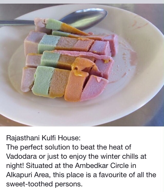 Rajasthani Kulfi House vadodara