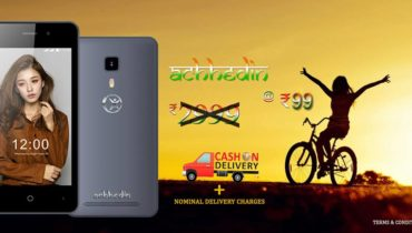 buy Namotel Acche Din smartphone at Rs 99