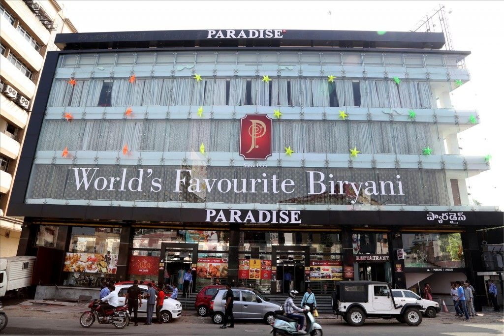 hyderabadi biryani restaurants in hyderabad