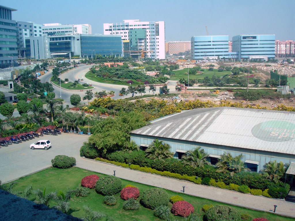 it companies in hitech city hyderabad