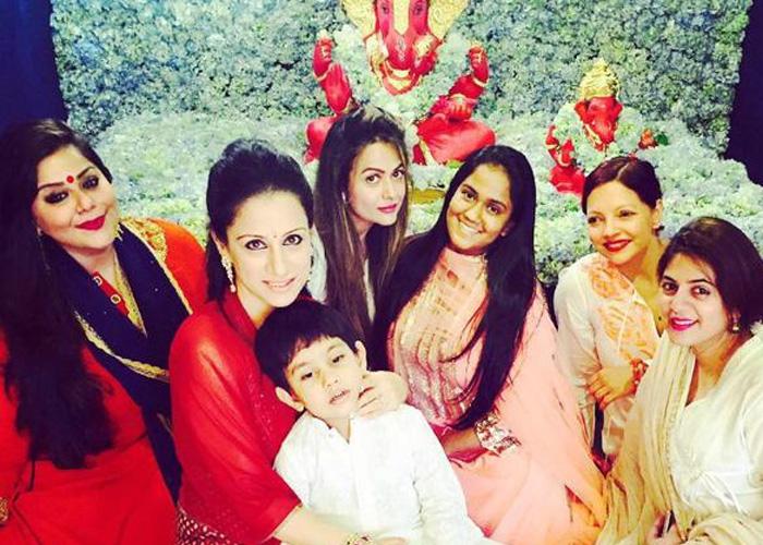 marathi girls are big fan of ganesh chaturthi