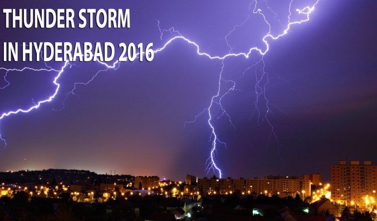 This Is How Hyderabad Was A Couple Of Days Back