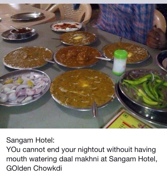 sangam hotel vadodara