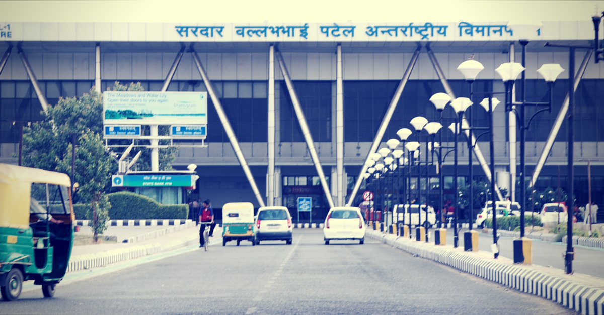 sardar vallabh bhai international airport