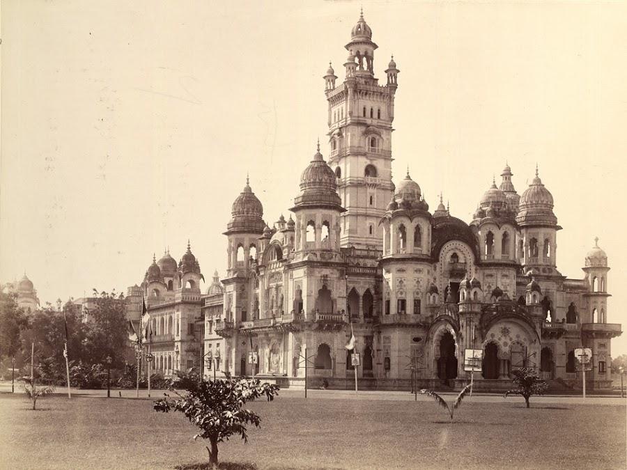 Luskhmi Vilas Palace