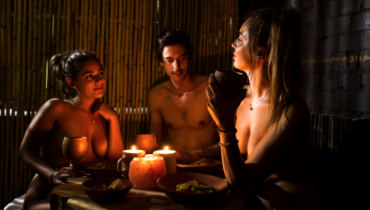 Bunyadi, London's First Naked Restaurant, Is Now Open in London