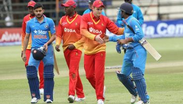 Indian Cricketer Arrested For Alleged Rape In Zimbabwe?