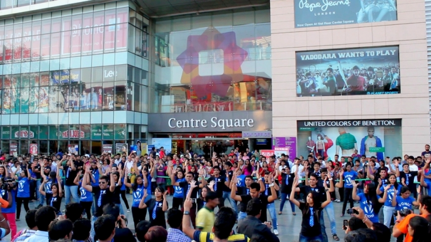 Inorbit, Centre Square and VC are malls where we shop less and hangout more