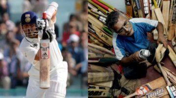 Meet The Unsung Hero Behind Sachin Tendulkar's Success - His Batmaker Ram Bhandari