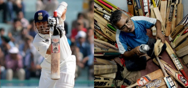 Meet The Unsung Hero Behind Sachin Tendulkar's Success - His Batmaker Ram Bhandari