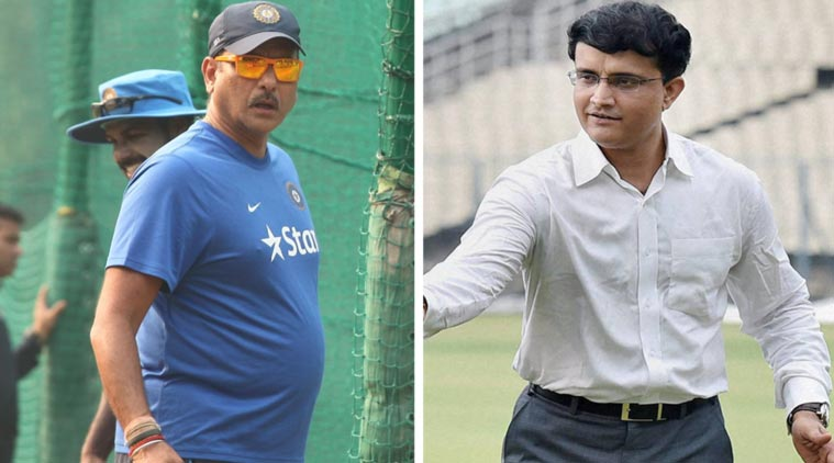 Ravi Shastri Said Sourav Ganguly Wasn't Even Present During My Interview