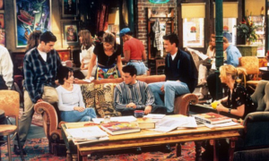 F.R.I.E.N.D.S Cafe Just Opened In Kolkata And It's Every Fan's Dream Come True