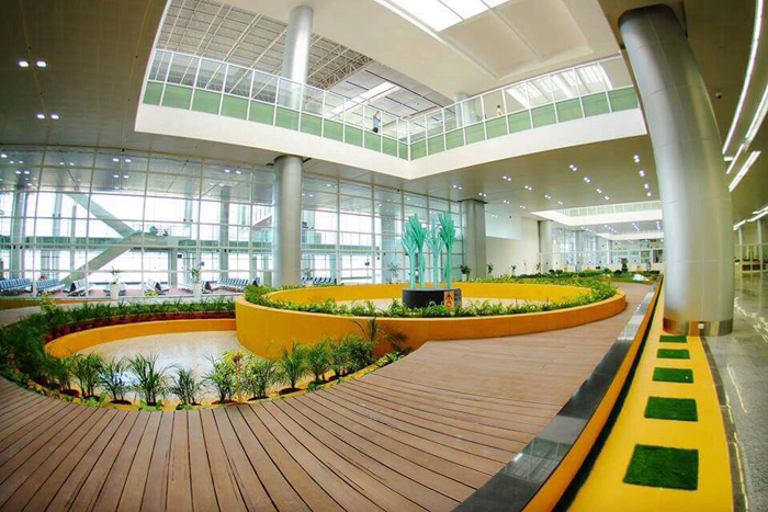 Vadodara Airport Ranked India's Second Green International Airport