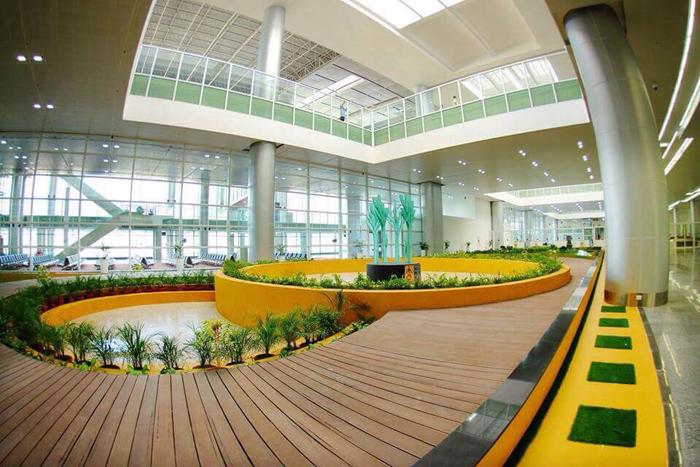 Vadodara Airport Ranked India's Second Green International Airport