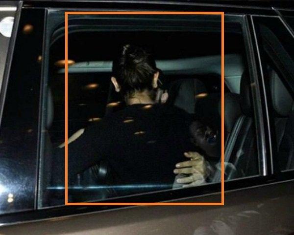 Virat Kohli Kisses And Hugs Anushka Sharma Goodbye At The Airport
