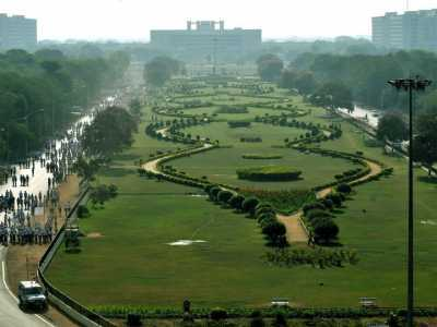 With 54% green cover, Gandhinagar India's tree capital