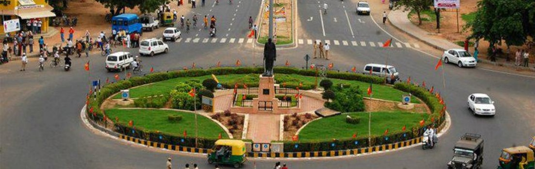 gandhinagar is beautidul
