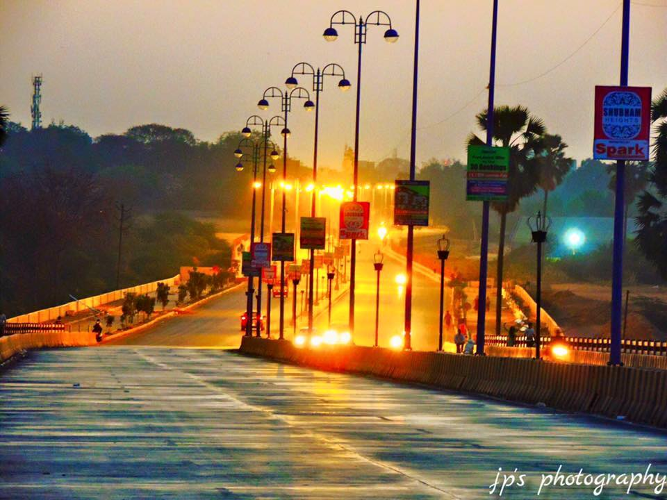 vadodara akota bridge photos