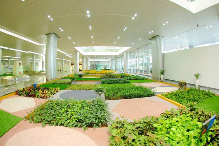 vadodara international airport green airport