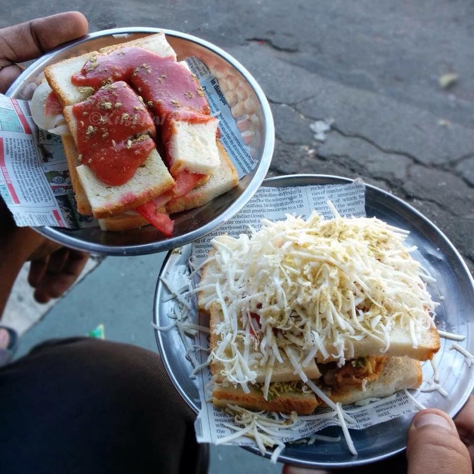 vishal sandwich vadodara