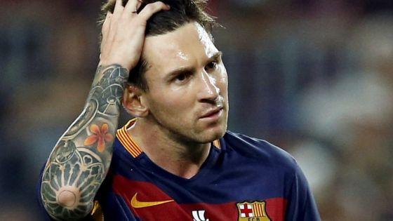 Barcelona Star Lionel Messi Sentenced To 21 Months In Prison For Tax Fraud