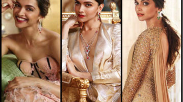 Deepika Padukone Looks Beautiful And Took Royalty To Next Level In These Pictures