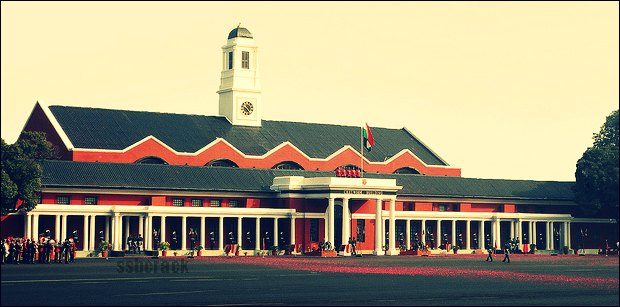 Indian Military Academy dehradun photos