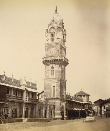 Raopura Tower vadodara