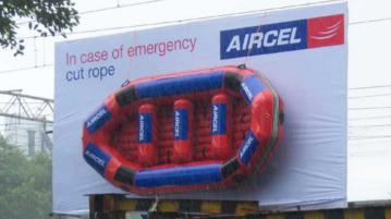 aircel life boat stolen in Guwahati