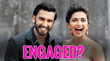 Wooow Ranveer Singh And Deepika Padukone Are Finally Engaged