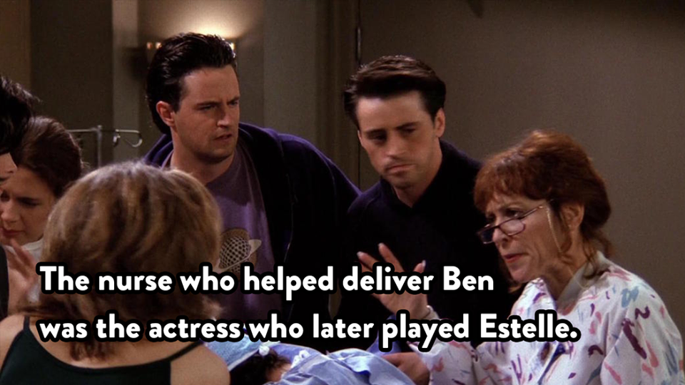 f.r.i.e.n.d.s facts
