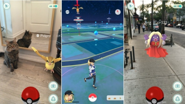 pokemon go user generated meeting point