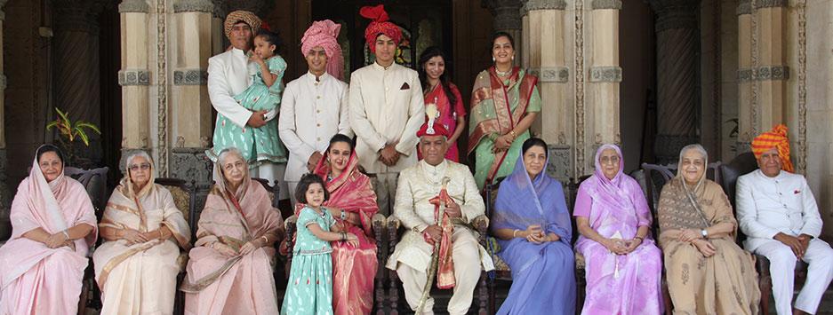 royal gaekwad family of baroda