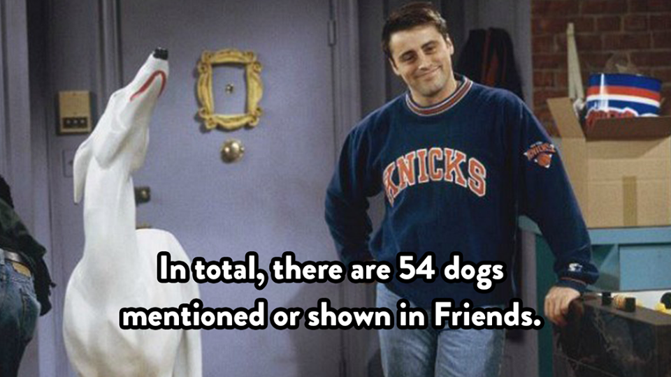 unknown friends facts
